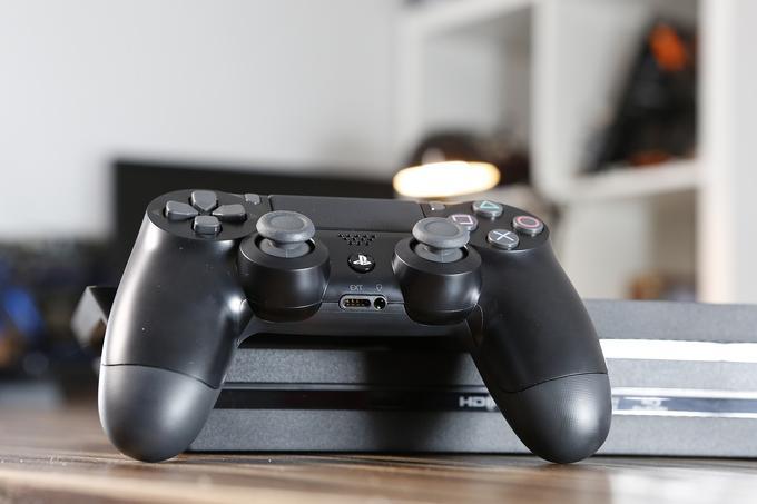 PlayStation 4 Pad