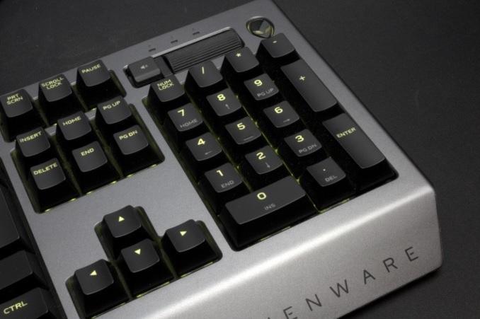 Klawiatura mechaniczna Alienware