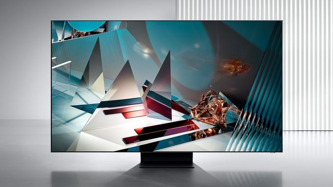Telewizor Samsung QLED 8K