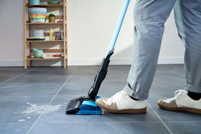 Philips SpeedPro Max Aqua mop