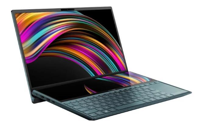 Ultrabook Asus ZenBook Pro Duo