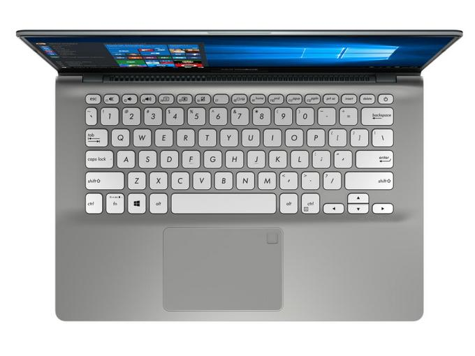 Asus VivoBook S14 S430U klawiatura