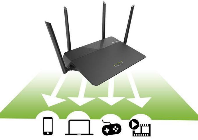 Router Wi-Fi z MU-MIMO