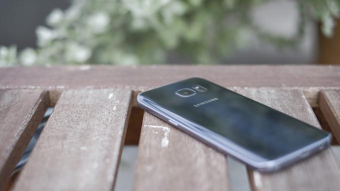 Samsung Galaxy S7 tył
