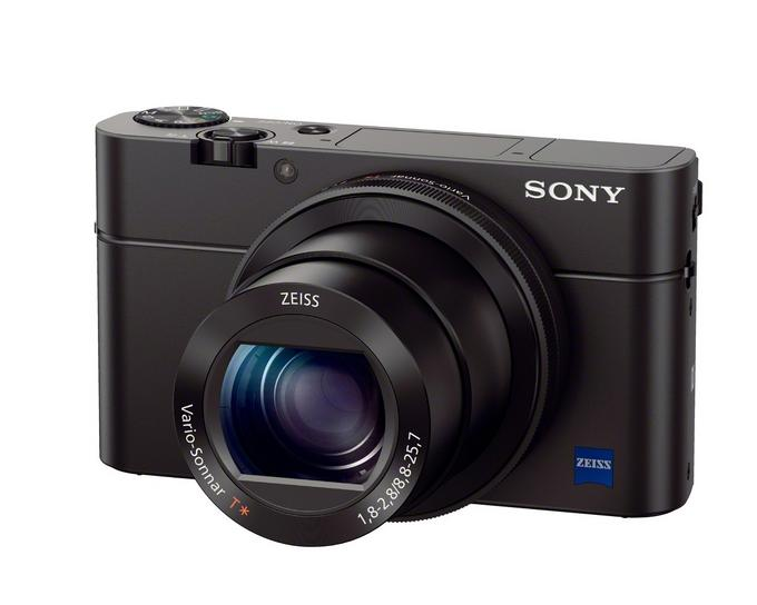 Sony DSC-RX100 III pack