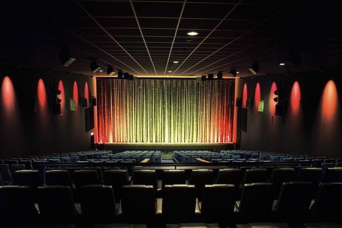 Dolby Atmos w kinie