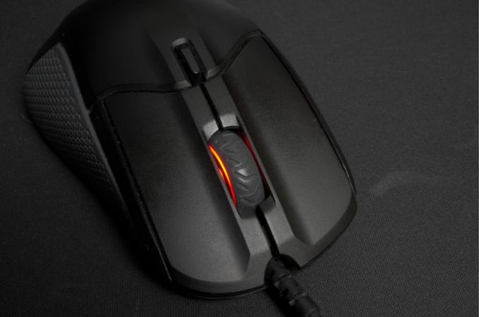 SteelSeries Rival 310 test