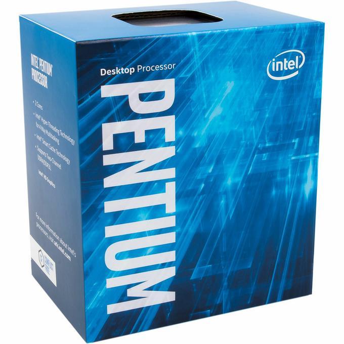 Pentium G4560 Box