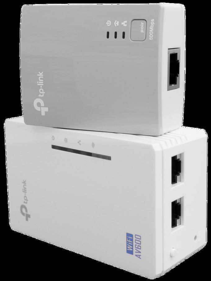 TL-WPA4220 Ethernet