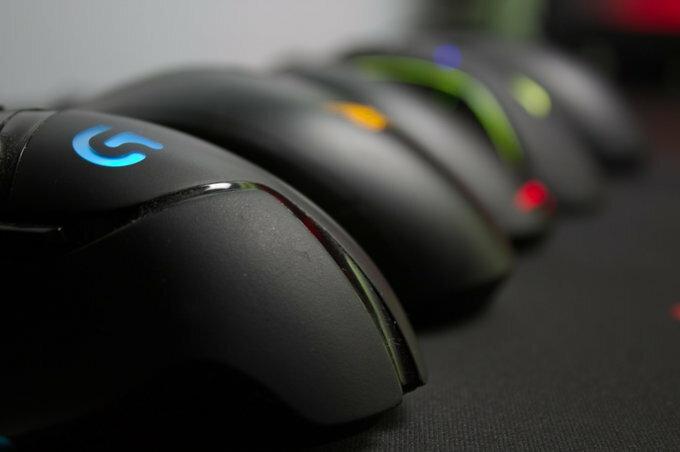 myszy dla graczy