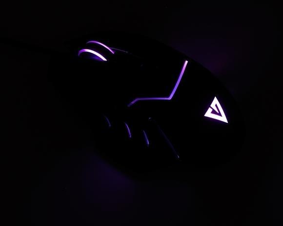 Modecom Volcano MC-GMX4 podświetlenie
