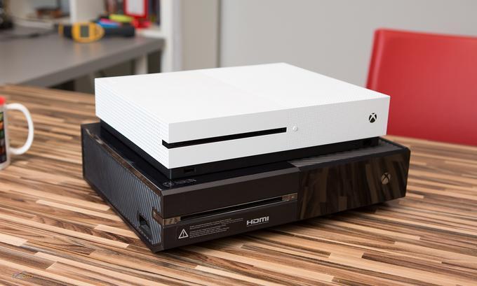 Xbox One S i Xbox One