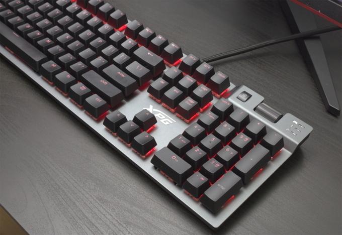 Wysokiej klasy klawiatura mechaniczna XPG