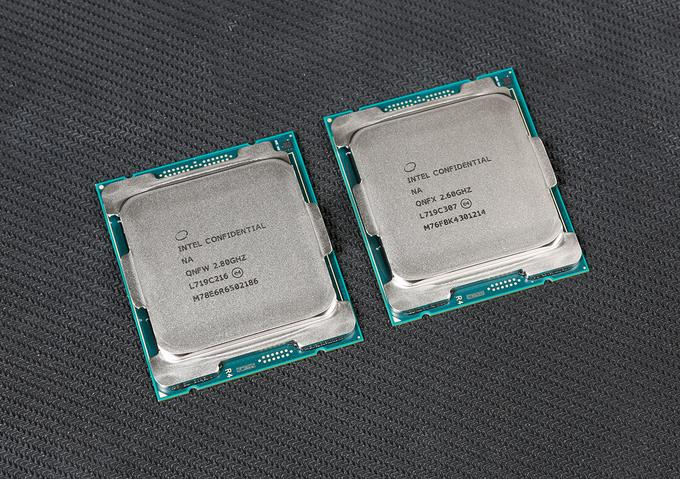 Core i9-7860X i Core i9-7980XE