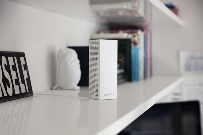 System Wi-Fi mesh Linksys Velop