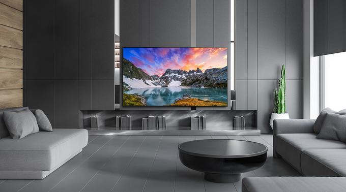 Telewizor LCD LG z techniką NanoCell