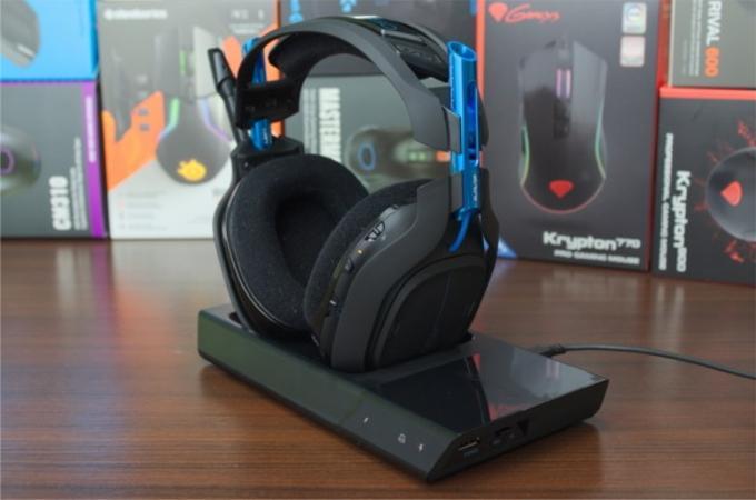 Bezprzewodowe słuchawki gamingowe