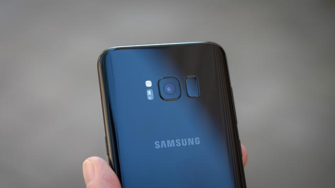 Aparat Samsunga Galaxy S8