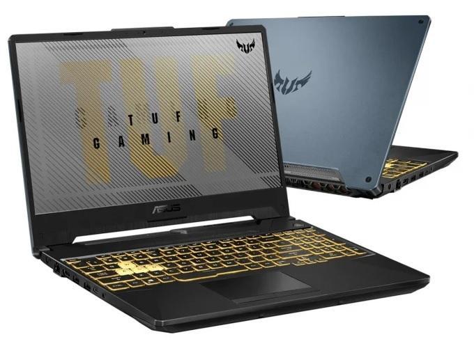 Asus TUF Gaming A15– przykład bezkompromisowego laptopa do Fortnite