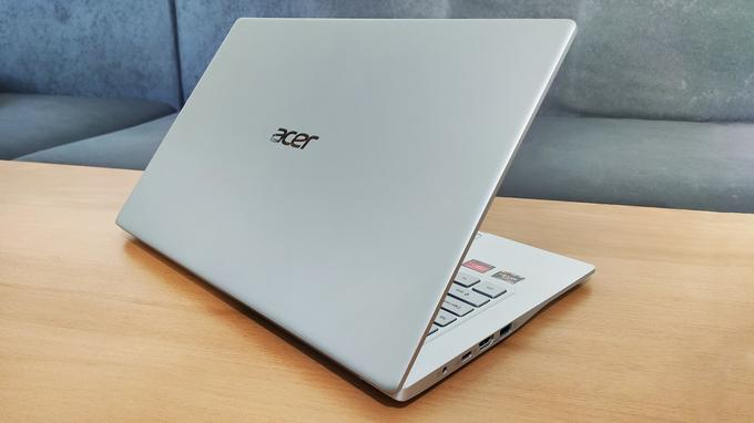 Cienki laptop Acer Swift 3