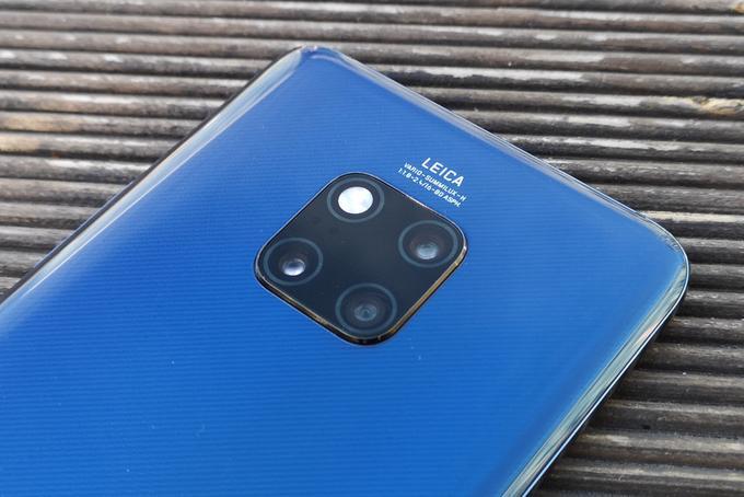 Huawei Mate 20 Pro aparat