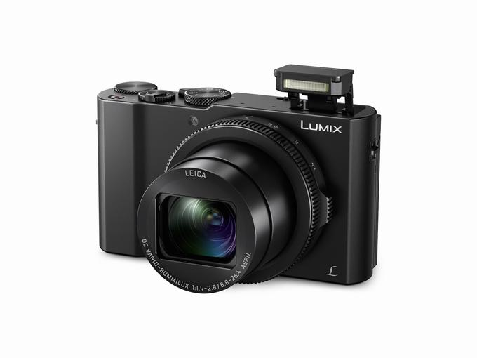 Lumix LX15 pack