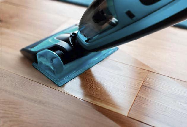 Odkurzacz 3 w 1 Philips PowerPro Aqua odkurza i myje podłogę