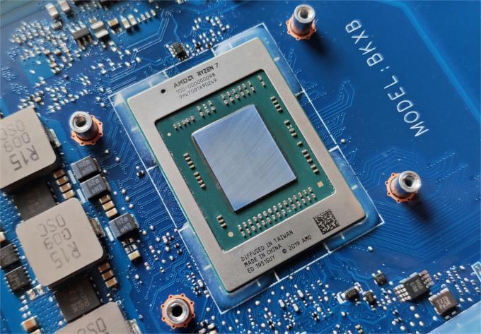 Mobilny procesor AMD Ryzen