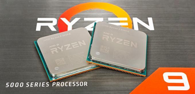Procesory AMD Ryzen 5000