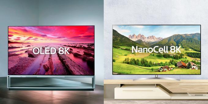 Telewizory LG 8K na 2020 rok