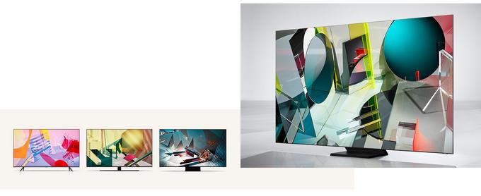 Telewizory Samsung QLED 2020