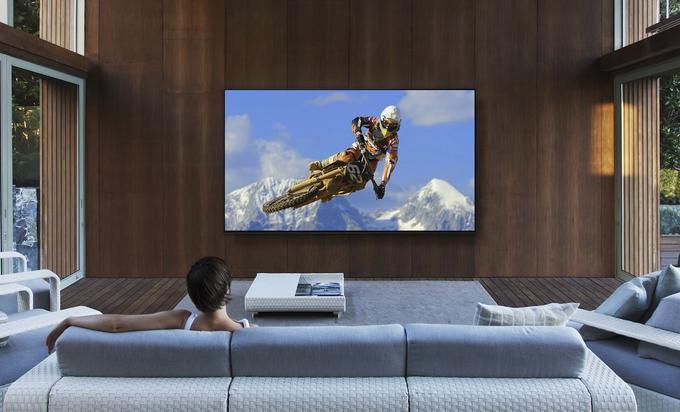 Duży TV Sony
