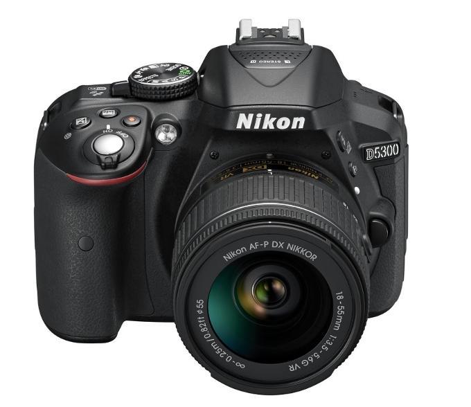 Nikon D5300 3