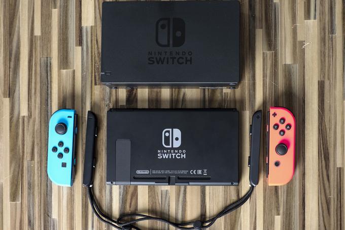 Nintendo Switch zestaw
