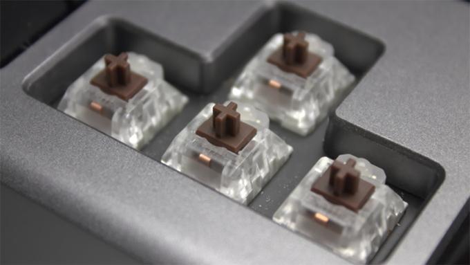 Przełączniki w klawiaturze mechaniczna do gier