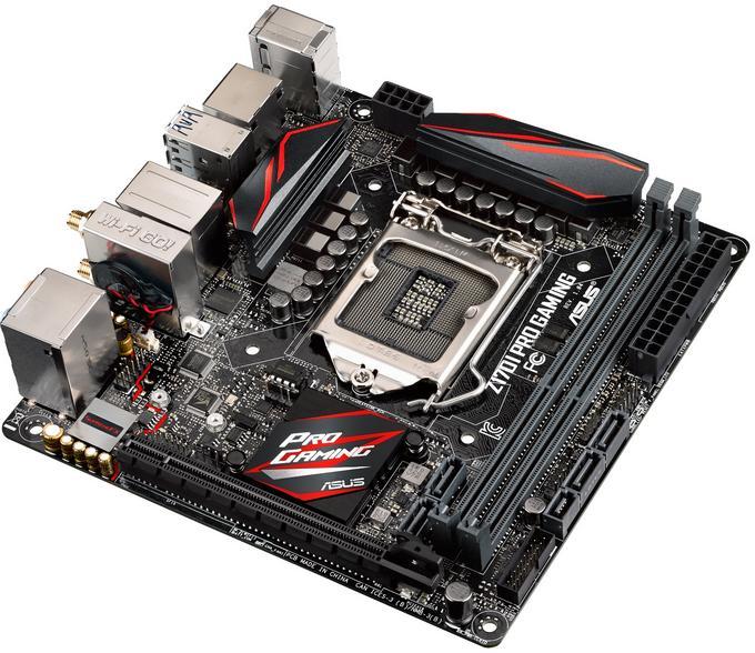 Płyta główna mini-ITX z chipsetem Z170