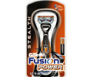 Gillette Fusion Power Stealth