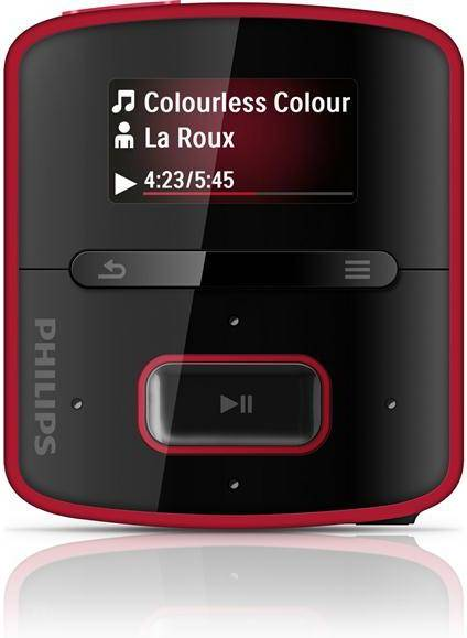 Philips GoGear RaGa 4 GB
