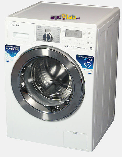 Samsung Eco Bubble WF0804X8