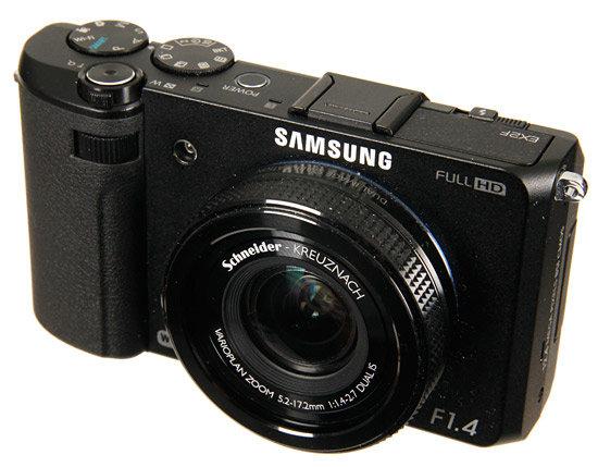 Samsung Smart Camera EX2F