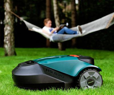 robomow rs622 test robota kosz cego traw. Black Bedroom Furniture Sets. Home Design Ideas