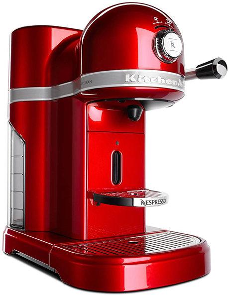 Znalezione obrazy dla zapytania Ekspres do kawy Nespresso KitchenAid