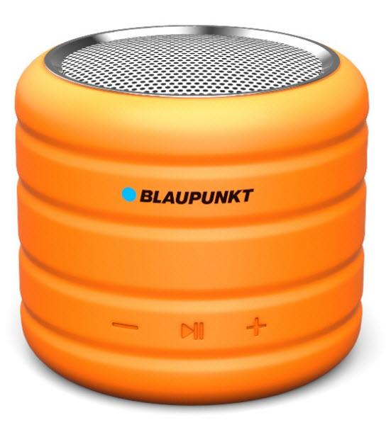 Blaupunkt BT01OR: głośnik mobilny na każdą podróż :: AGDLab.pl  Blaupunkt BT01O...