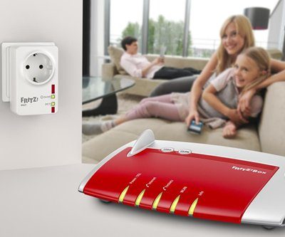 fritz box smart home rozbudowany system automatyki domowej. Black Bedroom Furniture Sets. Home Design Ideas