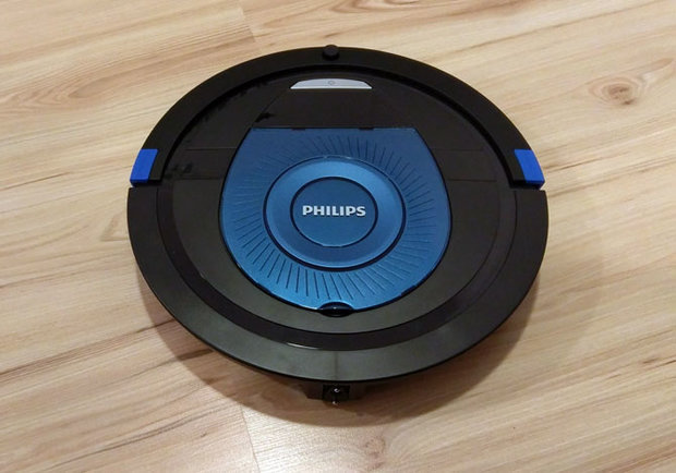 Test Robota Sprzątającego Philips Smartpro Compact Fc877401