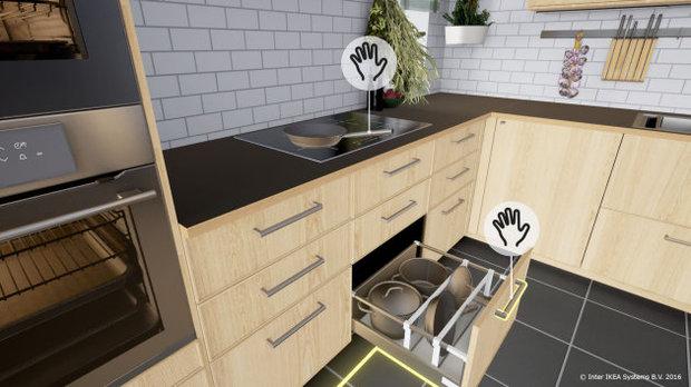 Ikea Projektowanie Kuchni W Technologii Vr Agdlabpl