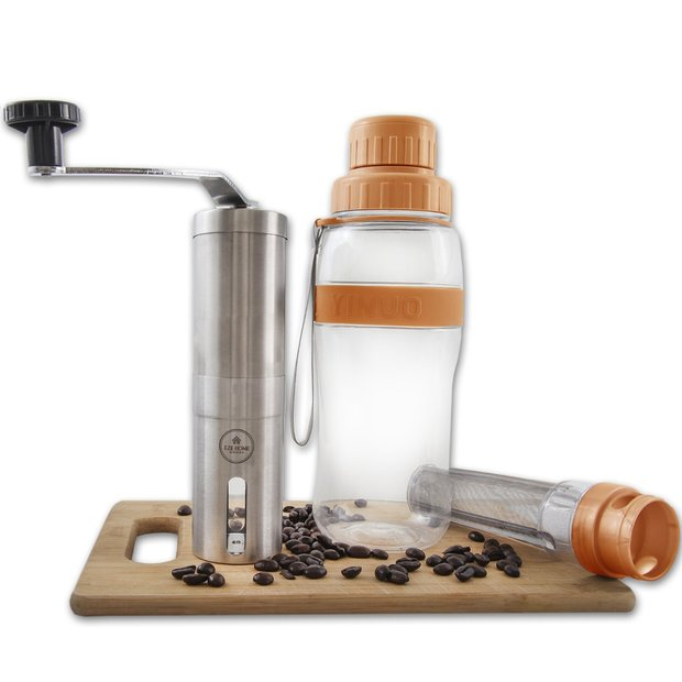EZE Cold Brew Coffee Maker Bottle4
