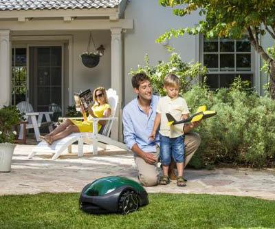 robomow rx20 pro kompaktowy robot do koszenia trawy. Black Bedroom Furniture Sets. Home Design Ideas