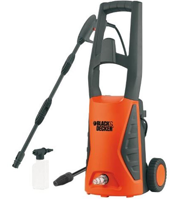 Black+Decker PW 1400 TDK