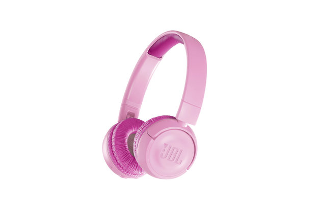 JBL JR300BT Hero_pink